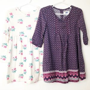 2 Old Navy dresses